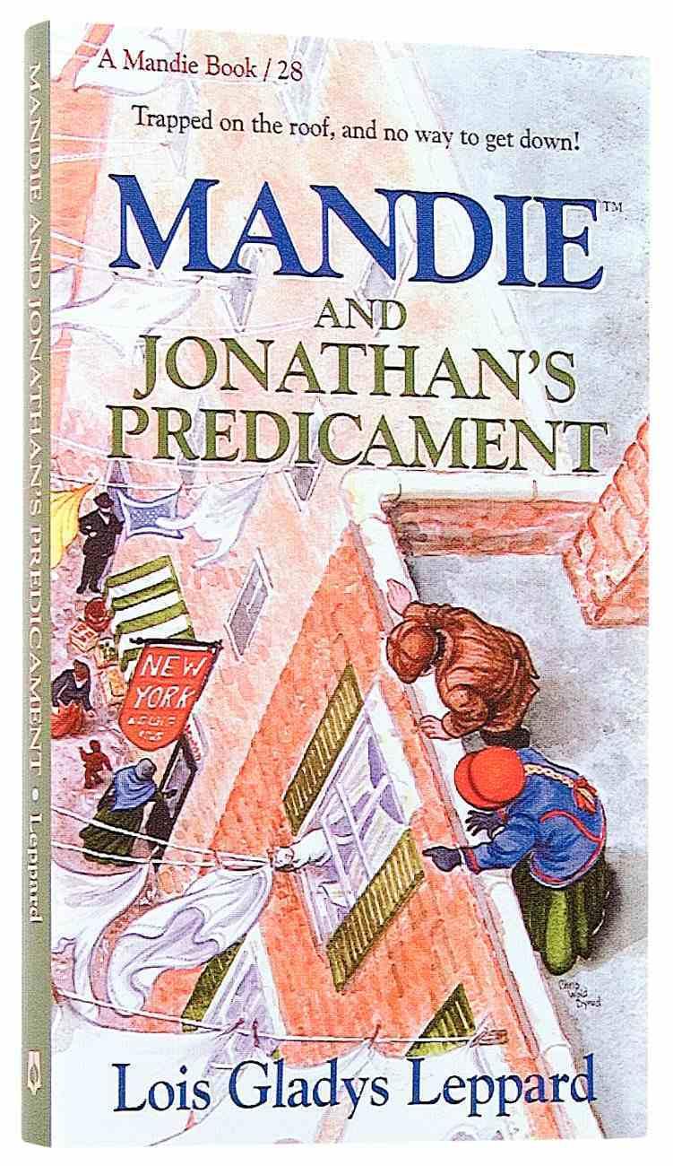 Jonathan's Predicament (#28 in Mandie Series) Paperback