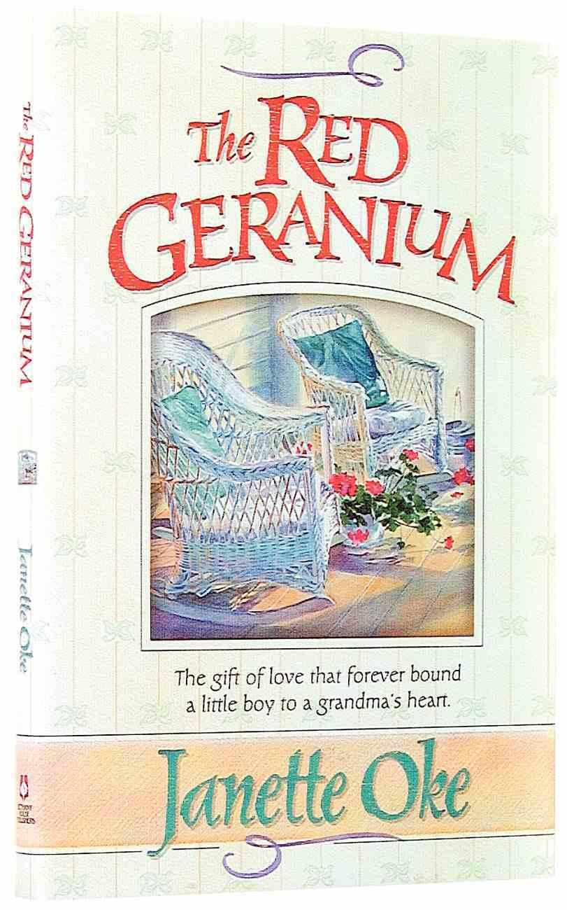 Red Geranium Hardback