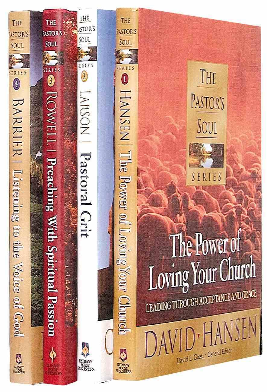 Pastor's Soul: The Power of Loving Your Church Hardback
