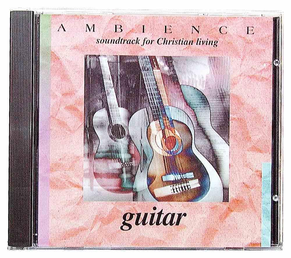 Guitar (Ambience Series) CD