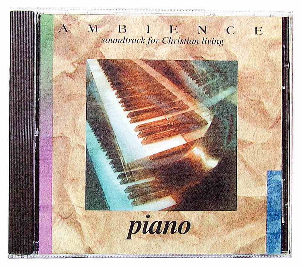 Piano (Ambience Series) CD