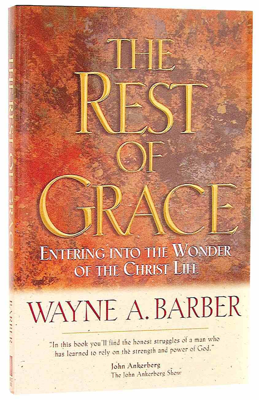 The Rest of Grace Paperback
