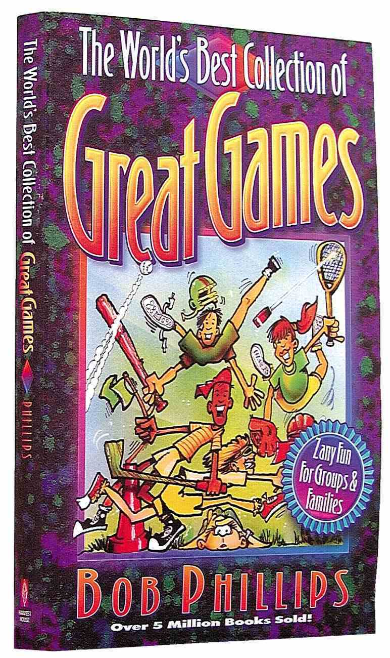 World's Best Collection of Great Games Paperback