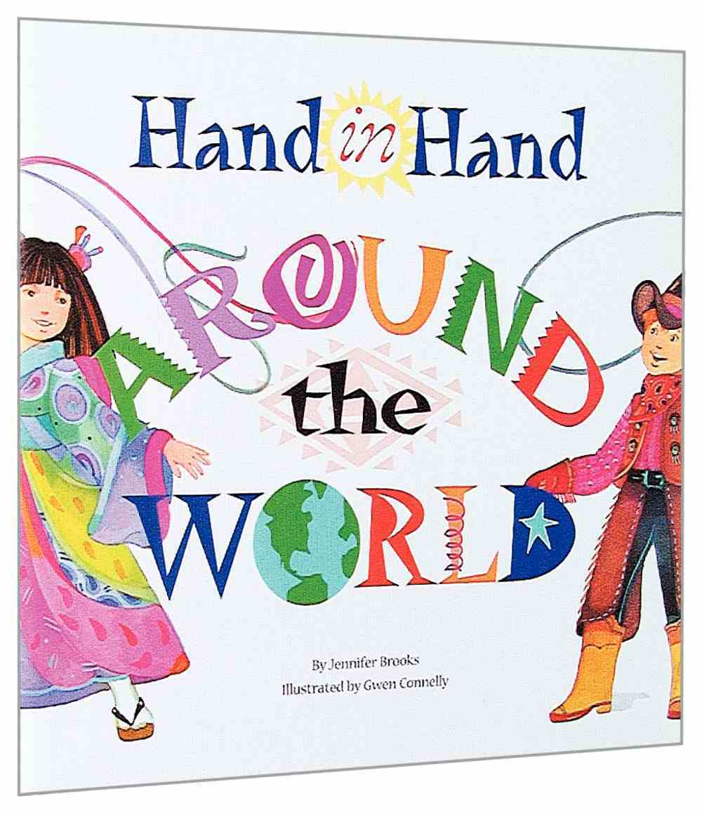 Hand in Hand Around God's World Paperback