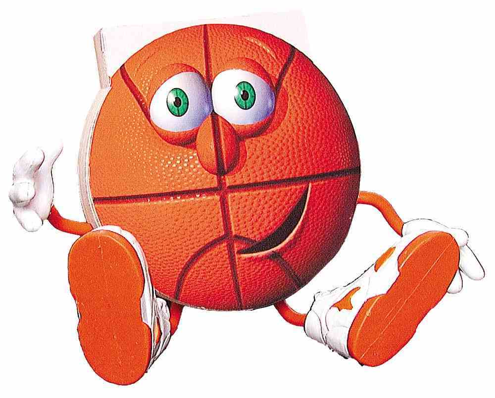 Bobby Basketball (Good Sports Series) Board Book