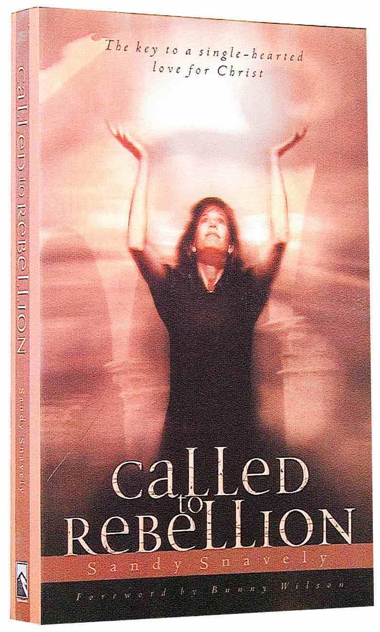 Called to Rebellion Paperback