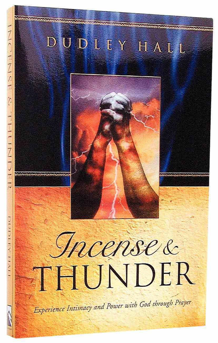 Incense and Thunder Paperback