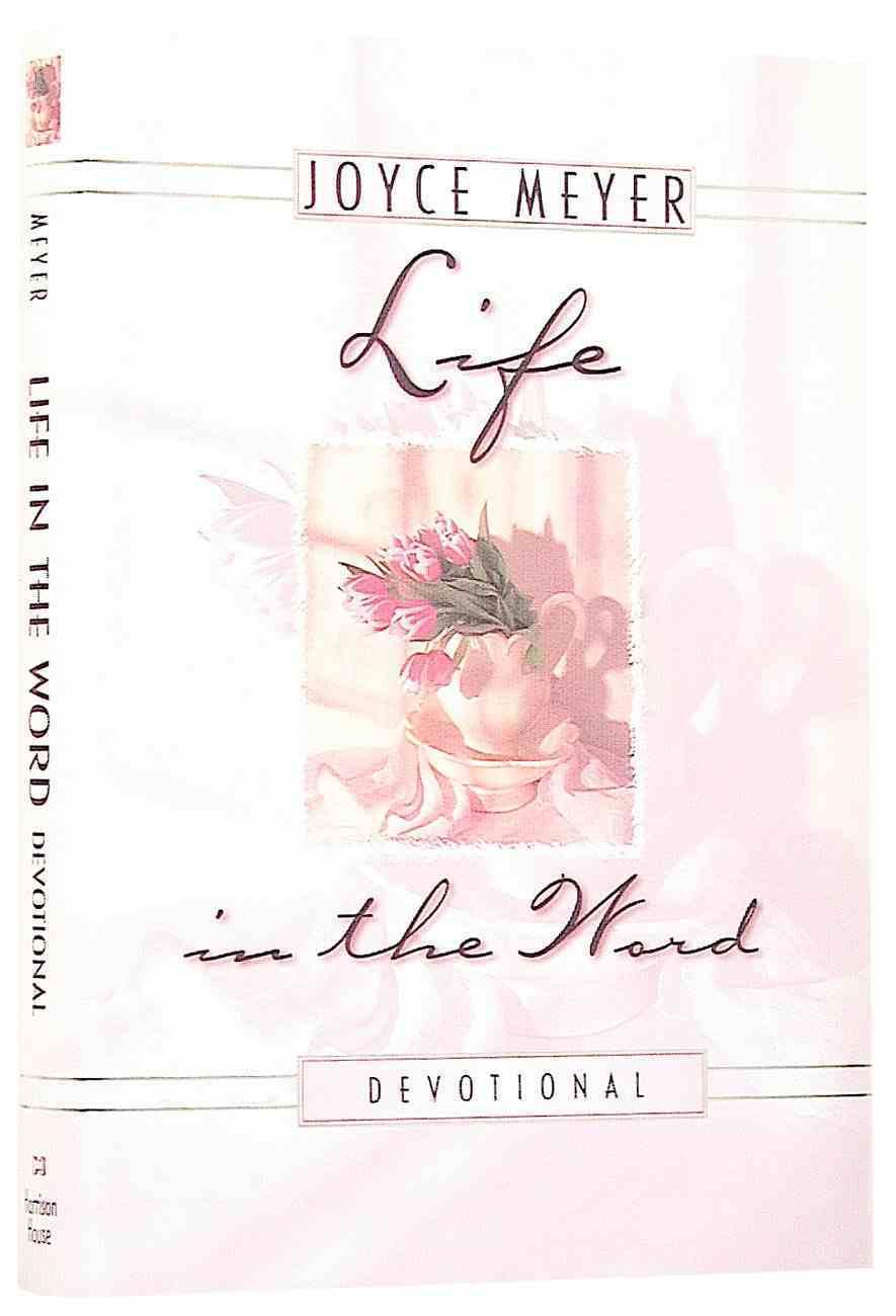 Life in the Word Devotional Hardback