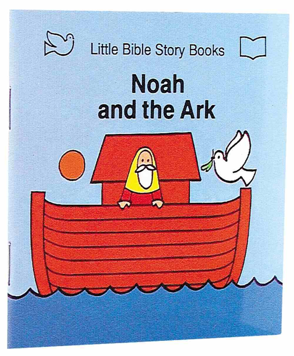 Noah and the Ar (Little Bible Story Books Series) Paperback