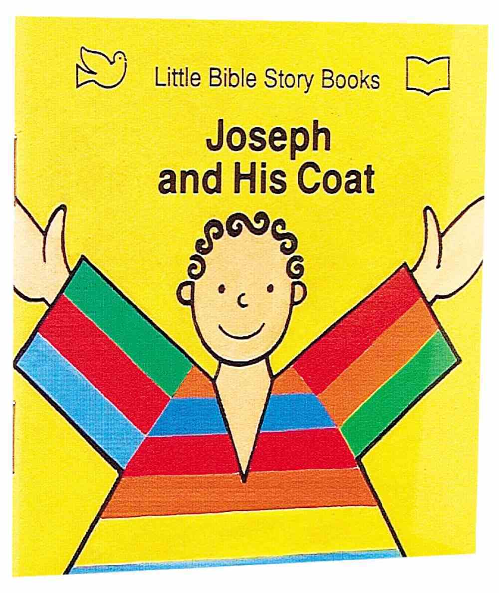 Joseph and His Coat (Little Bible Story Books Series) Paperback