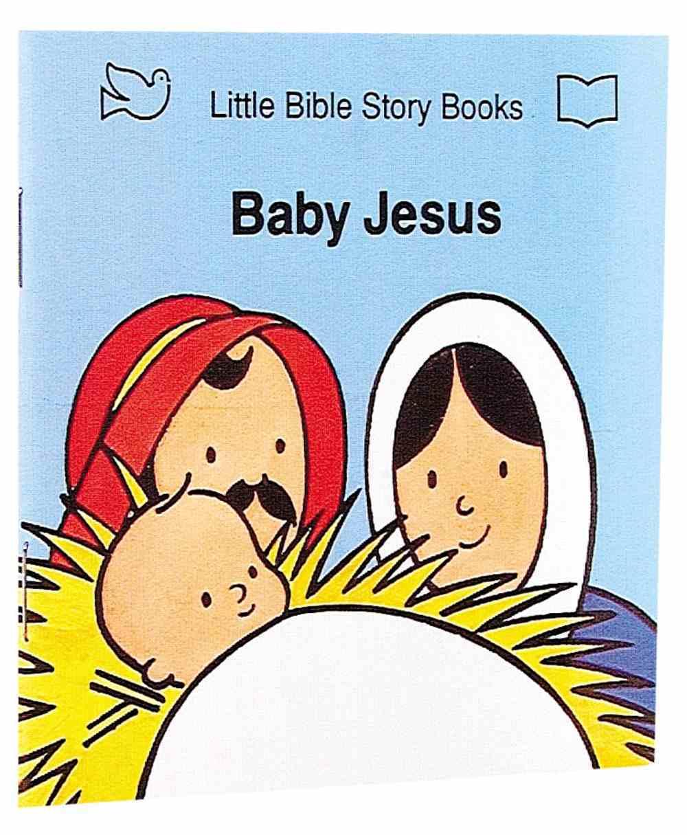 Little Bible Story Baby Jesus Paperback