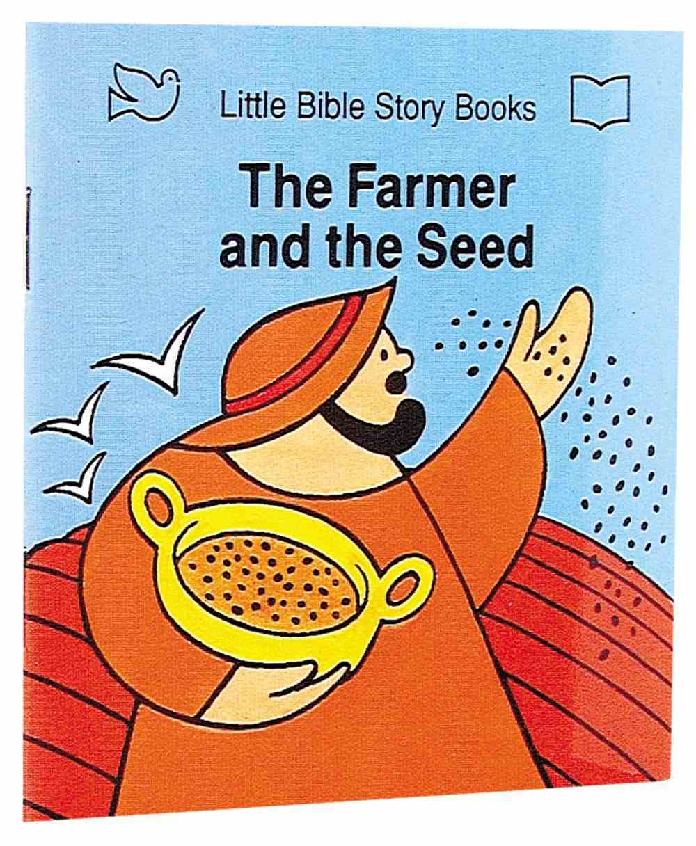 Farmer & the Seed (Little Bible Story Books Series) Paperback