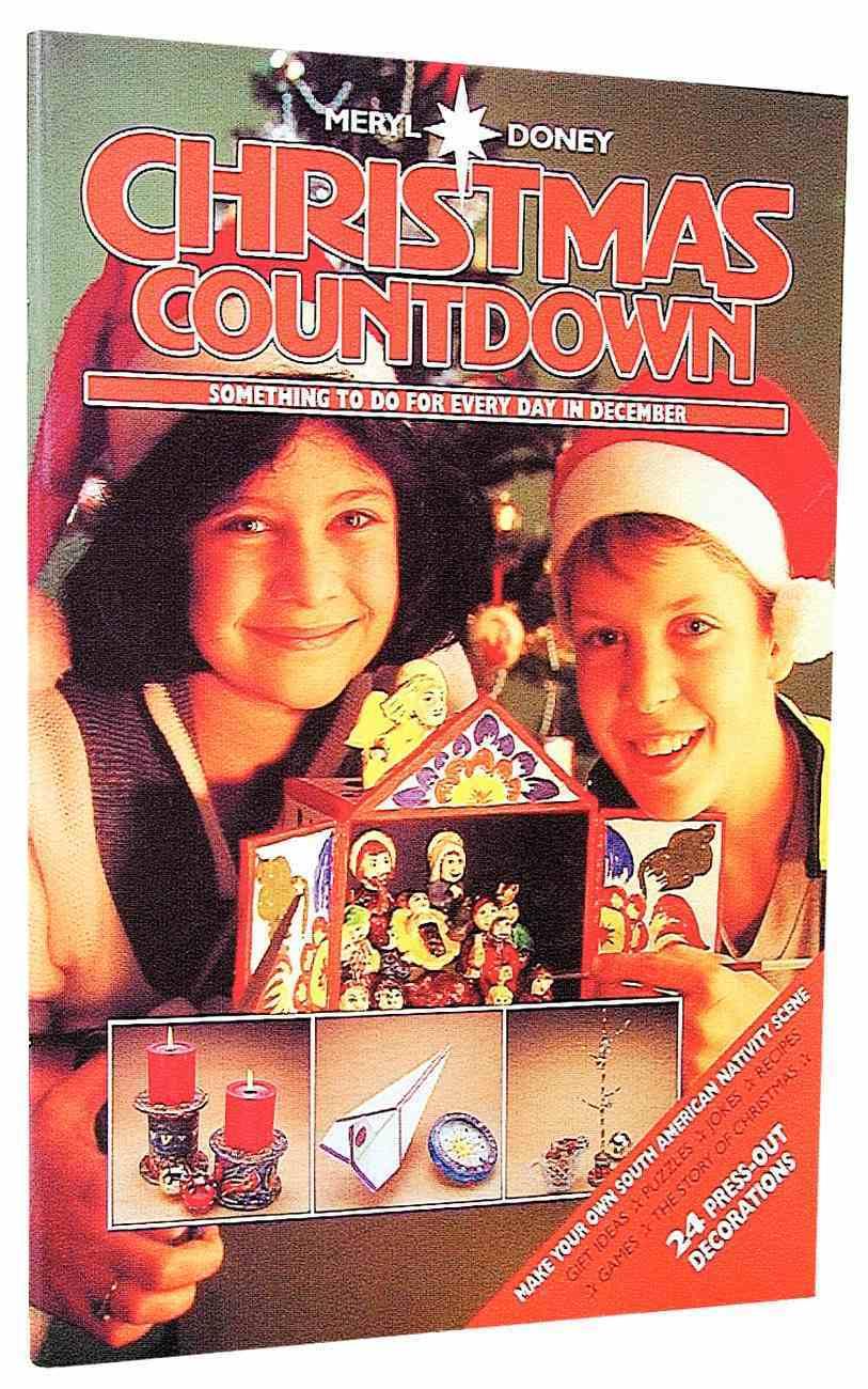 Christmas Countdown Paperback