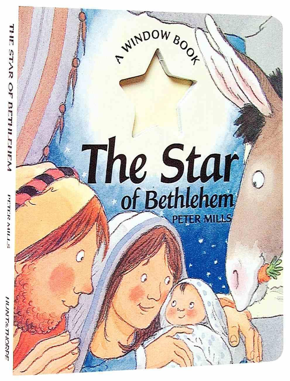 Star of Bethlehem (Window Book Series) Hardback