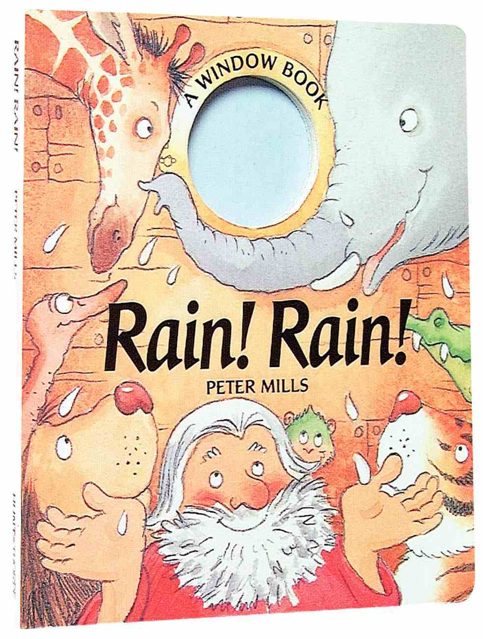 Rain! Rain! (Window Book Series) Hardback
