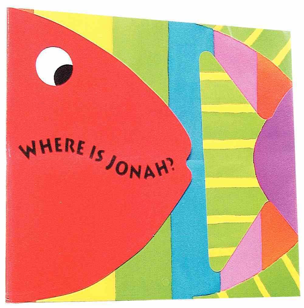Where is Jonah (Rainbow Series) Paperback