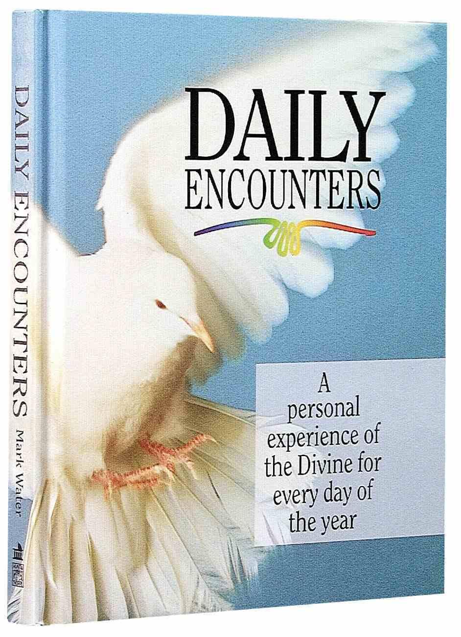 Daily Encounters Hardback