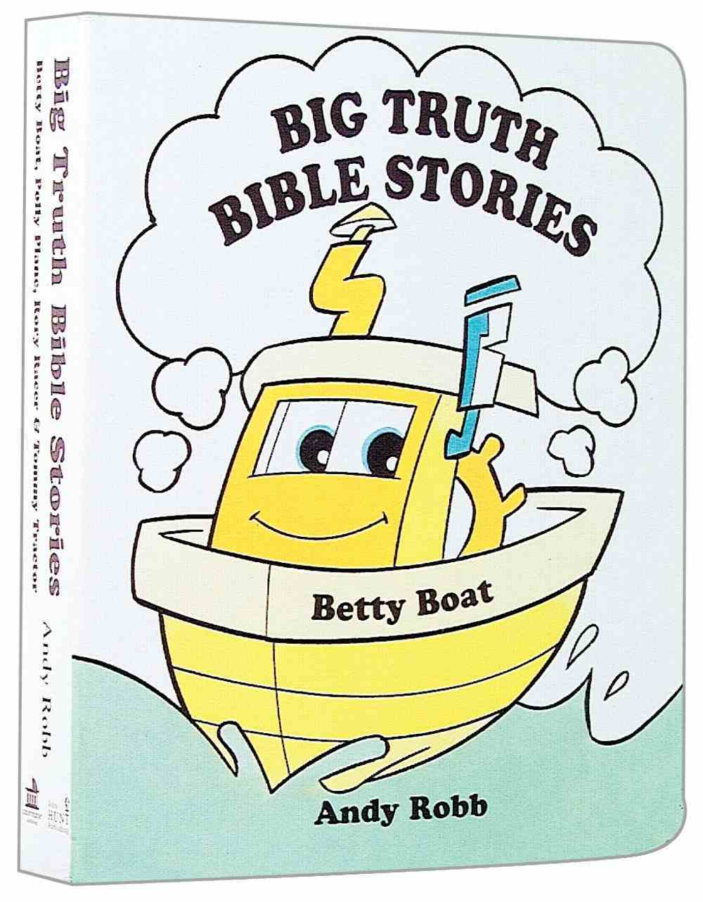 Big Truth Stories Hardback