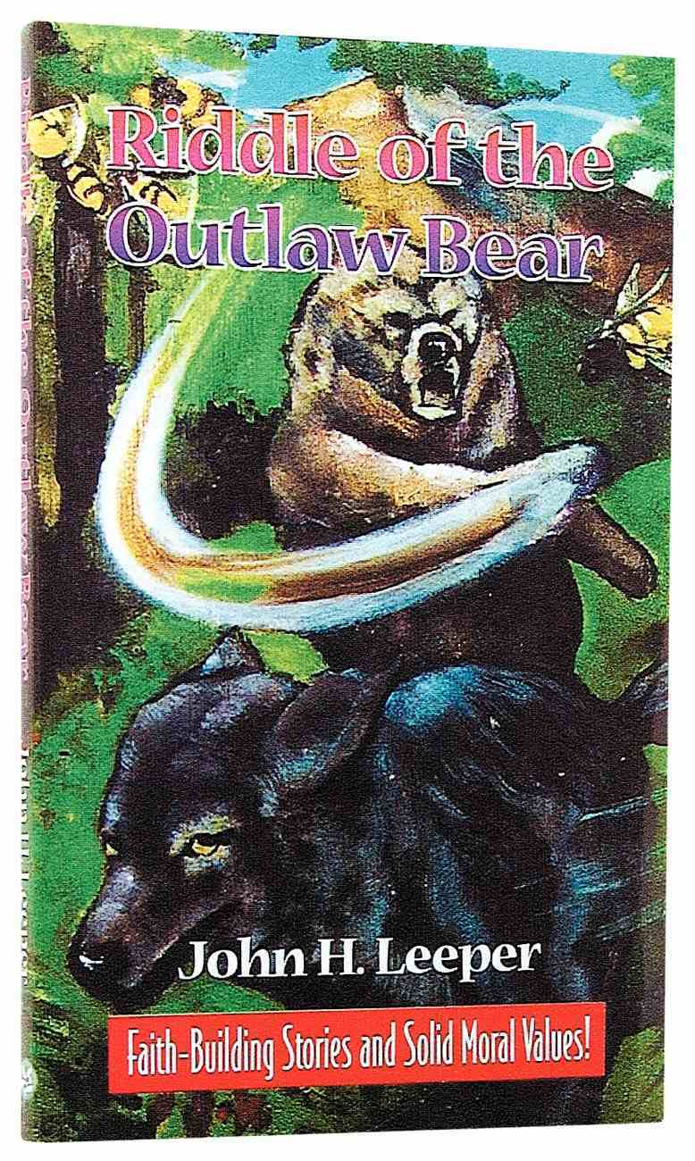 Riddle of the Outlaw Bear Paperback