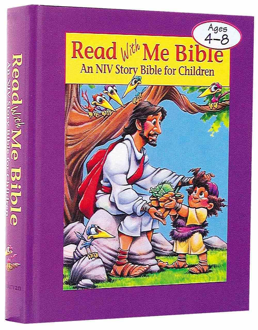 Read With Me Bible Hardback