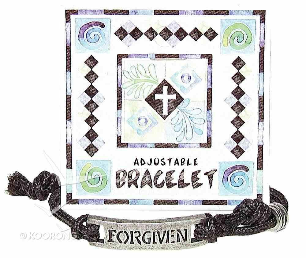 Cord Bracelet: Forgiven Jewellery