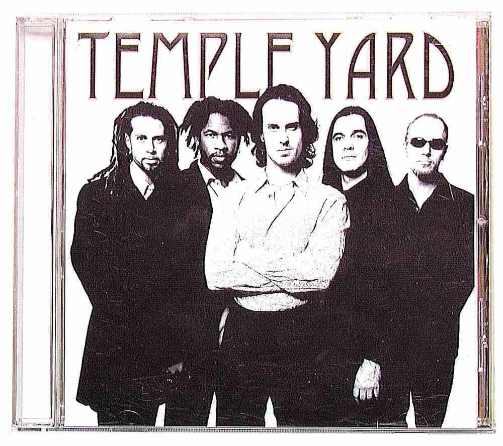 Templeyard (Ex Christafari) CD