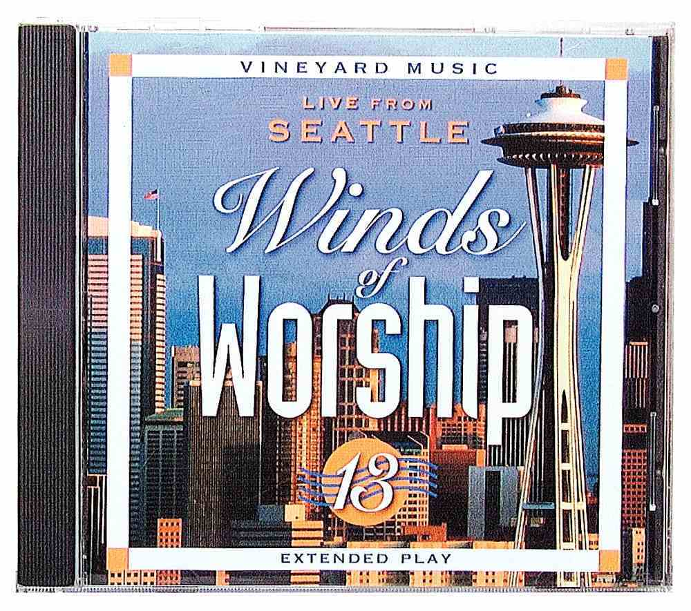 Winds of Worship 13 Seattle (#13 in Winds Of Worship Series) CD