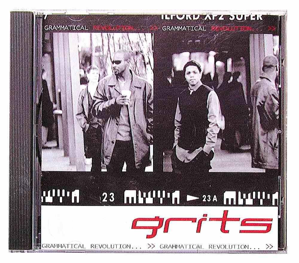 Grammatical Revolution CD
